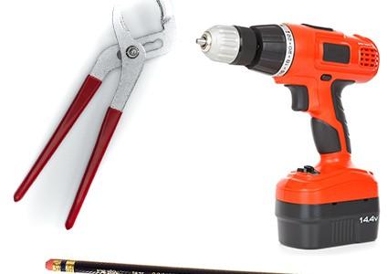 Duschpaneel Montage Werkzeug