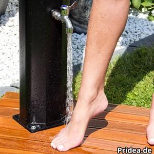 Gartendusche Fußdusche
